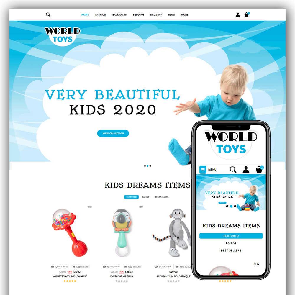 Worldtoys- Kids Toy Store
